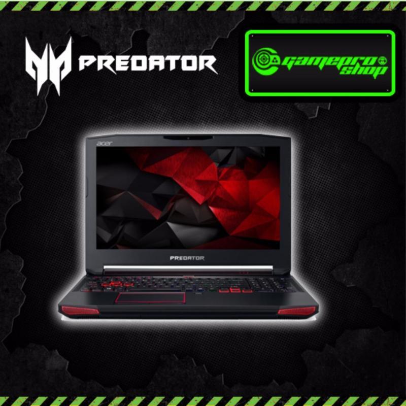 Acer Predator 15 (G9-593-723Q) (I7-7700HQ/16GB/512GB SSD + 2TB HDD/8GB NVIDIA GTX1070 DDR5/15.6FHD/W10)