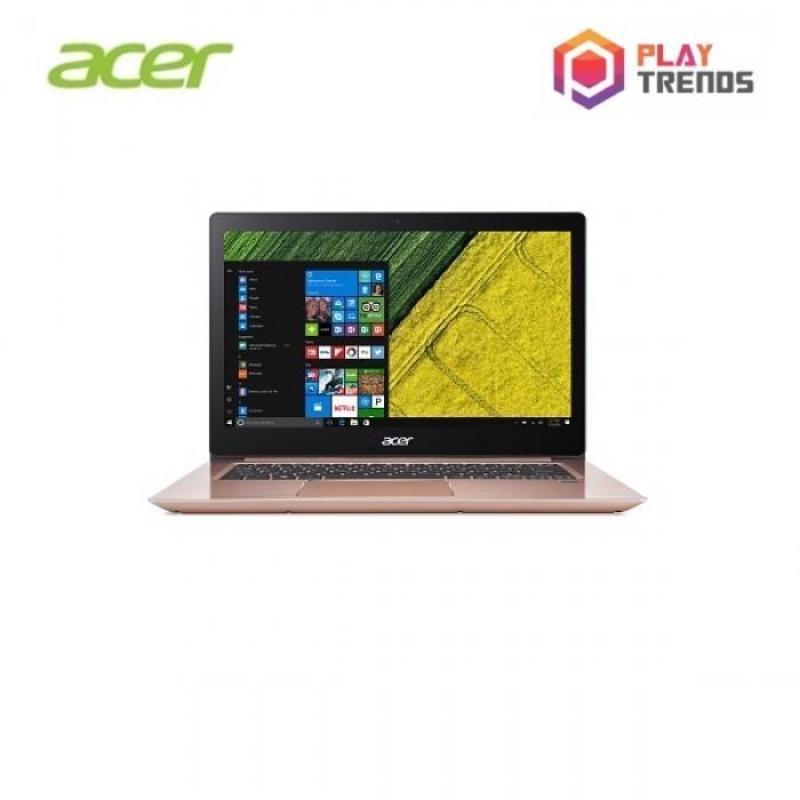 "Acer Swift 3 (SF314-52-78PC) - 14""/i7-7500U/8GB DDR4/256GB SSD/W10 (Pink)"