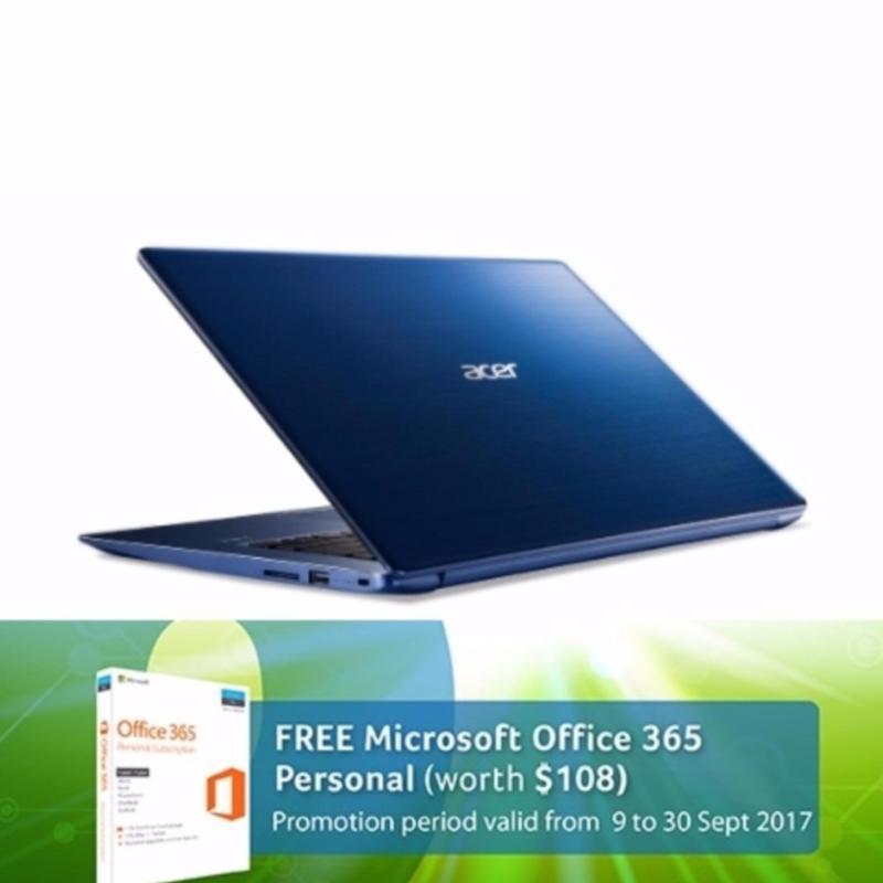 Acer Swift 3 SF314-52- Thin & Light Laptop - 8th Generation i5 Processor