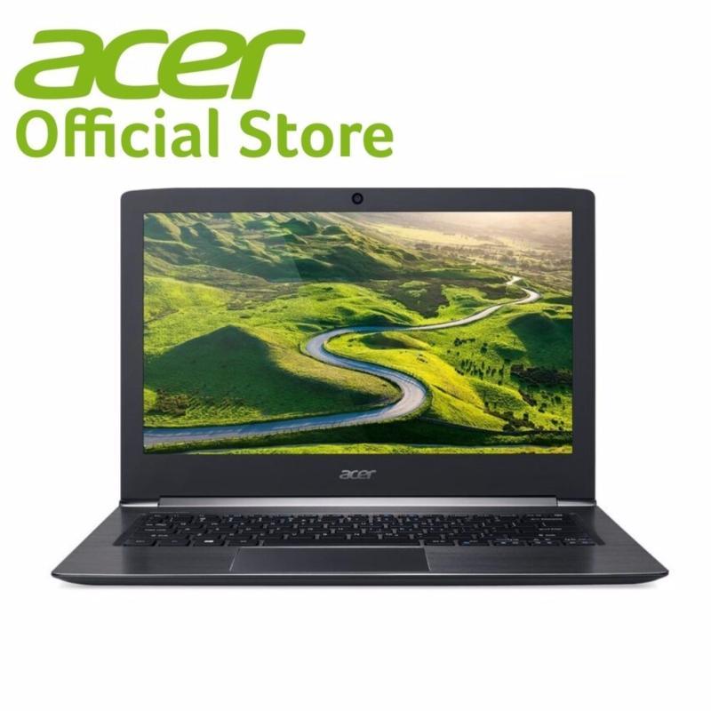"""Acer Swift 5 (SF514-51-55X7) 14"""" FHD Ultrathin i5-7200U/8GB/512GB SSD/W10 Laptop (Black)"""