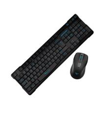 Alcatroz Xplorer Air 1000 Keyboard Combo (Black Blue) Singapore