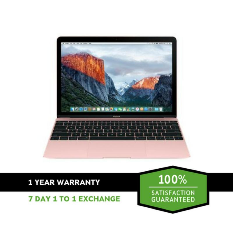 Apple 12-inch A1534 Macbook 1.1Ghz Dual Core Intel m3 Rose Gold (NEW)