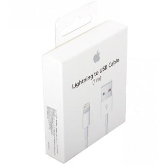 apple usb cable. apple lightning usb cable (1m) original pack usb b