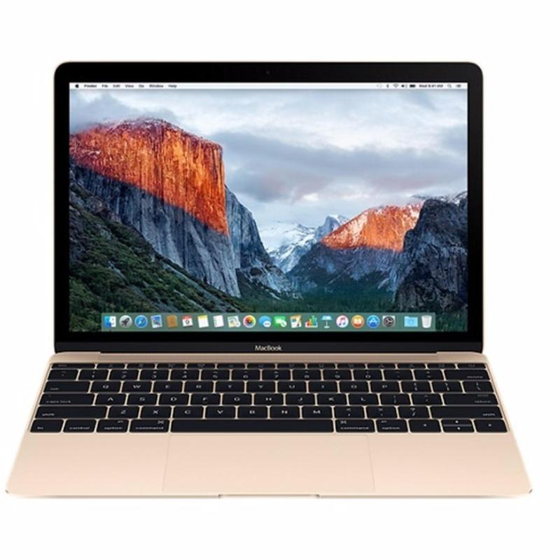 Apple Macbook MLHE2ZP/A (12 inch) (Intel Core M3 1.1GHz, 8GB RAM, 256GB Flash Storage