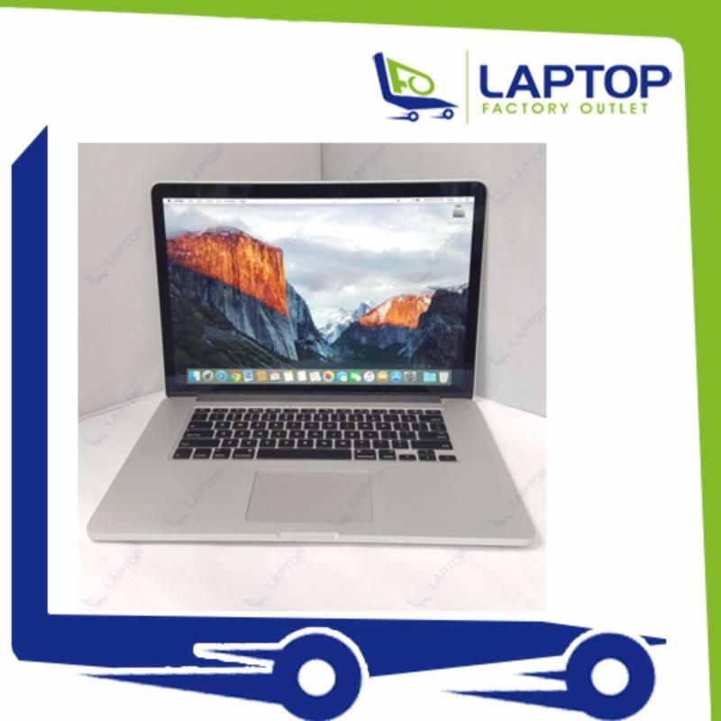 "APPLE MacBook Pro 15"" Retina i7/16GB/256GB (Mid-2015) [APPLE DEMO SET]"
