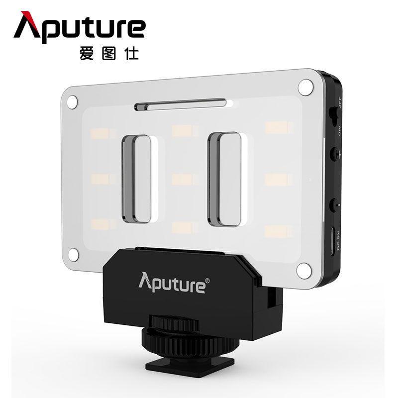 Aputure M9 wedding fill light lamp mobile phone light small video light