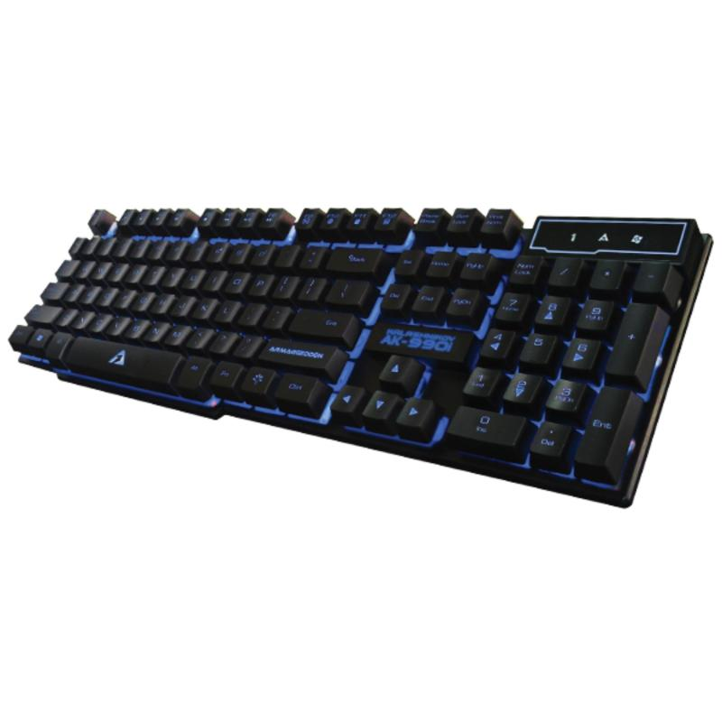 Armaggeddon AK-990i Kalashinikov The Ultimate Gaming Keyboard Singapore