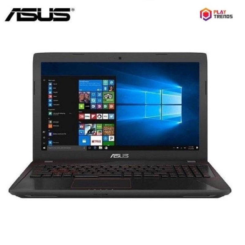 Asus FX-Series (FX553VD-DM462T) - 15.6/i7-7700HQ/8GB DDR4/256GB SSD/NV GTX1050/Win10