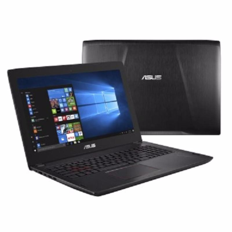 ASUS FX502VE-FY053T i7-7700HQ Processor 2.8 GHz (6M Cache, up to 3.8 GHz)  Memory: DDR4 8GB + DRAM DDR4 8G  Memory Slot: 1X  HDD: SATA 1TB 5400RPM 2.5' HDD  VGA: NVIDIA GeForce GTX 1050 Ti  VRAM: GDDR5 4GB 15.6INCH FULL HD WINDOWS 10 HOME