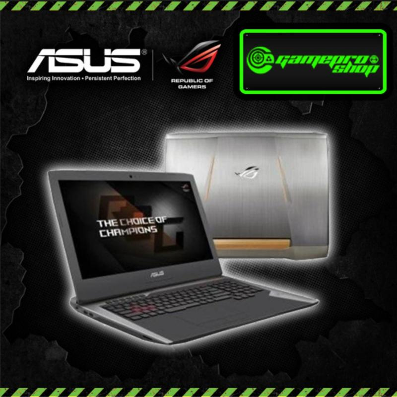 ASUS G752VS(KBL)-GB407T i7-7820HK Gaming Laptop