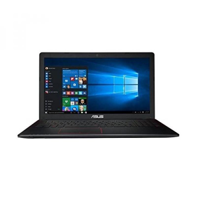 ASUS K Series Full HD (1920 x 1080) 15.6 Premium Laptop, Intel Core i7-6700HQ, 8GB DDR4, 256GB SSD, Nvidia GeForce GTX 950M 2GB, DVD-RW, 802.11AC, Bluetooth, HDMI