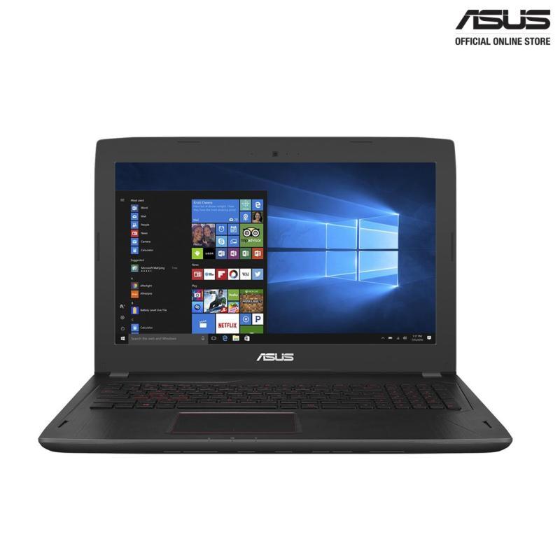 ASUS VivoBook FX502VM-DM298T (Black)