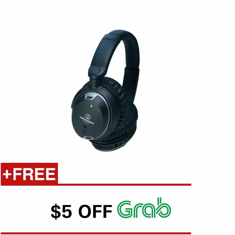 Audio-Technica Active Noise Cancelling ATH-ANC9 QuietPoint® headphones Singapore