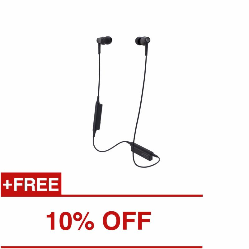 Audio-Technica ATH-CKR35BT Sound Reality Wireless In-Ear Headphones Singapore