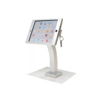 avr wall mount or tablet stand with lock for ipad - Tablet Wall Mount