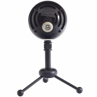 Blue Microphones Snowball iCE USB Microphone Glossy Black With Free Black Screen - 4