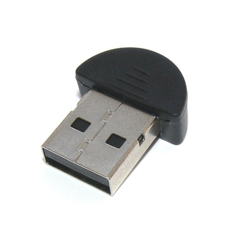Bluetooth USB 2.0 Micro Adapter Dongle - intl