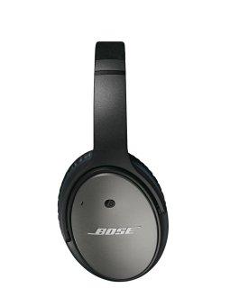 bose quietcomfort 25. bose quietcomfort 25 acoustic noise cancelling headphones (black) - for apple \u0026 android devices quietcomfort e