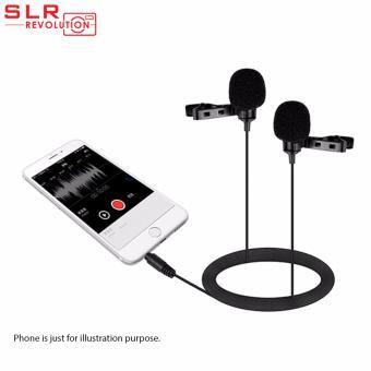 Boya BY-LM400 Dual Lavalier Microphone | Lazada Singapore