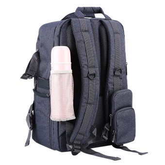 CADEN L5 Multifunction Shockproof Waterproof Camera Bag Backpack -intl - 4