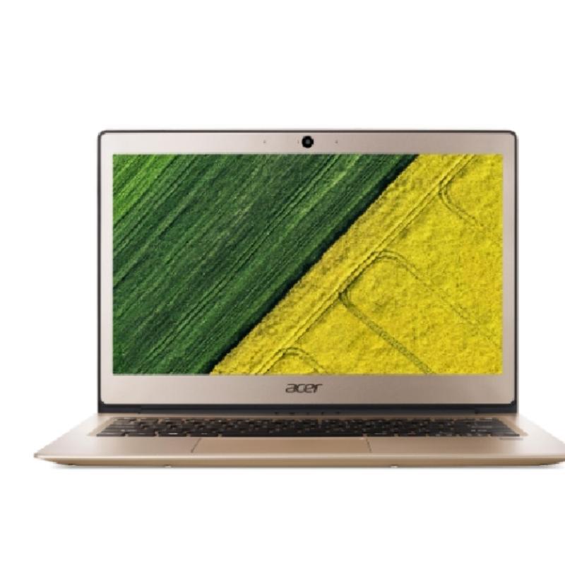 CNY PROMO!!!Acer Swift 1 (SF113-31-C2V8) 13.3 FHD IPS Ultrathin Celeron N3350/4GB RAM/128GB SSD Laptop (Gold)