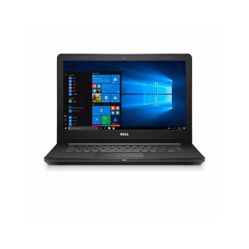 Dell Inspiron 3467-720452G (Intel i5-7200, 4GB RAM, 500GB HDD,14inch hd,amd 2GB DDR3)(Black)