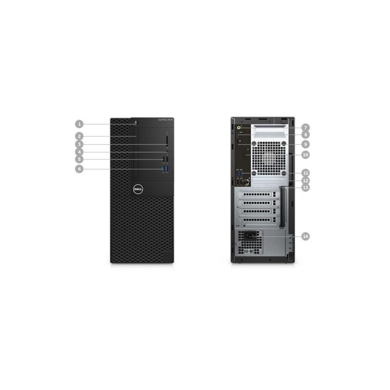 DELL LATITUDE 3480 New 6th Gen Intel Core i5 6200U Dual Core 16GB RAM 500GB 14 INCH  Anti Glare HD  WLED IntelR HD Graphics 520