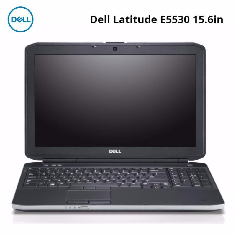 Dell Latitude E5530 15.6in Notebook 4GB 320GB HDD Win 10 Pro HD Graphics 3000 Used