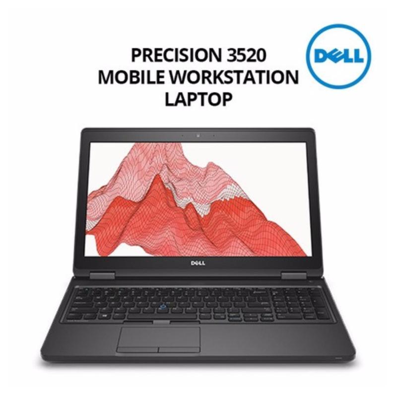 Dell Mobile Precision 3520 Workstation Laptop