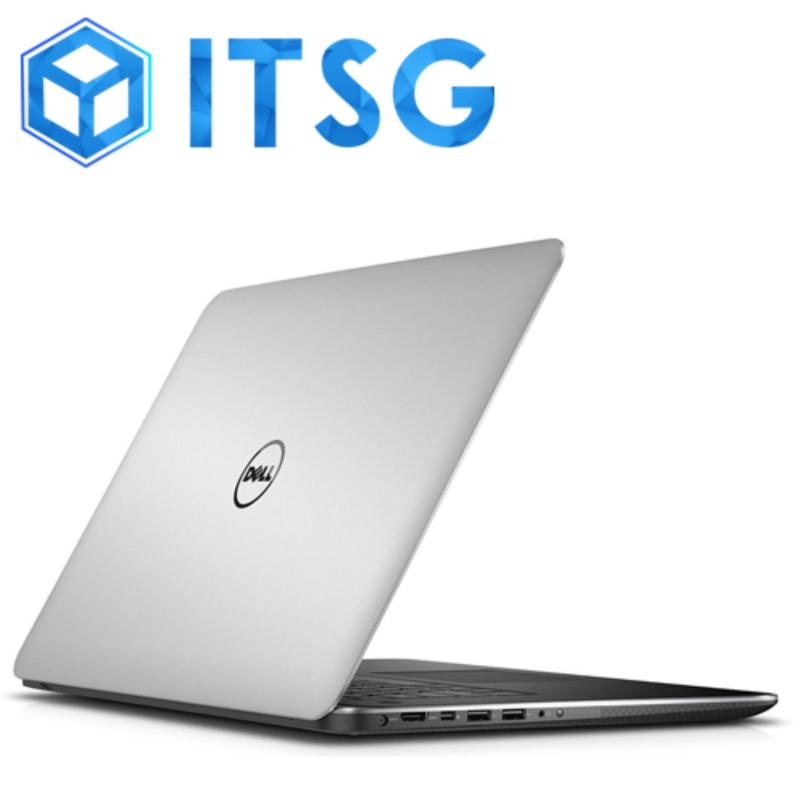 Dell XPS 15 Black Ultrabook Touch Core i7-7700HQ