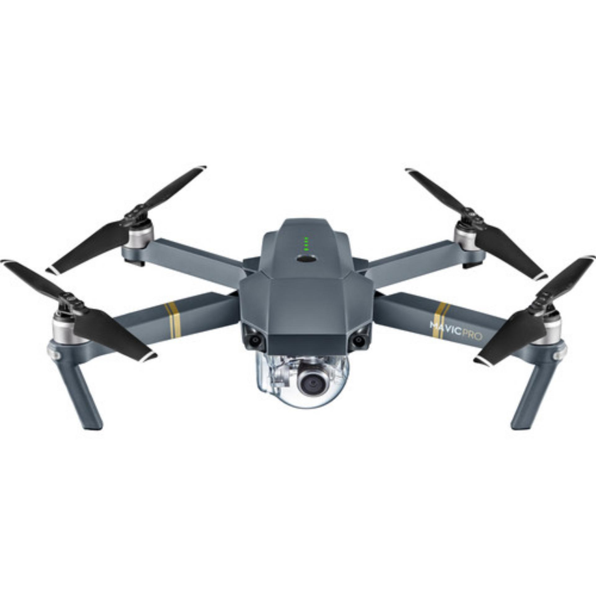 DJI Mavic Pro Fly More Combo Local Set with Free Dry Box