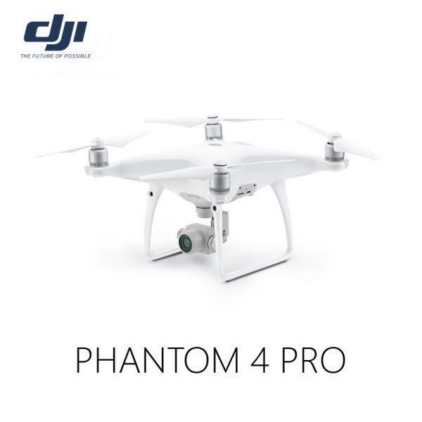 Dji Phantom 4 Pro (White)