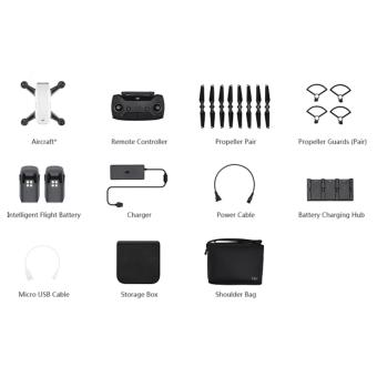 DJI Spark Fly More COMBO - 2