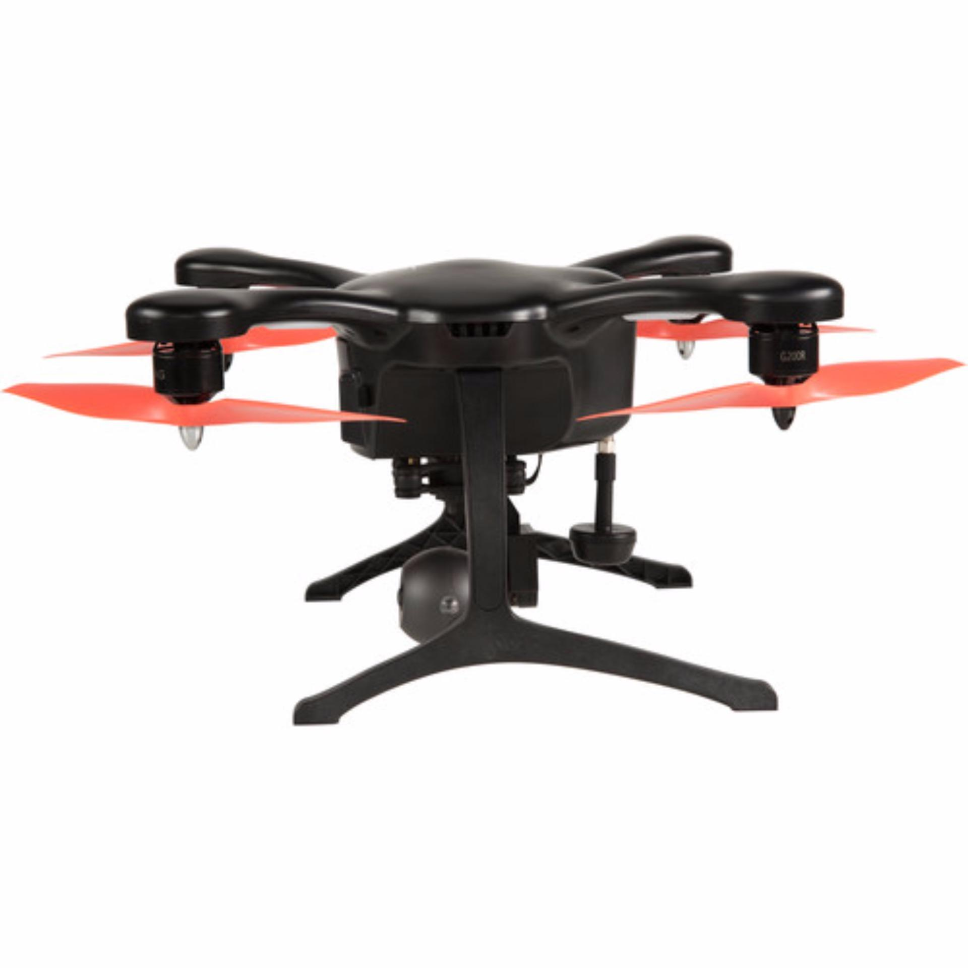 Ehang GHOSTDRONE 2.0 VR (iOS, Black)(FREE 2 Smart Batteries)