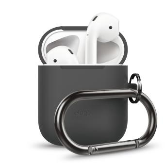Harga Elago AirPods Hang Case (Dark Grey)