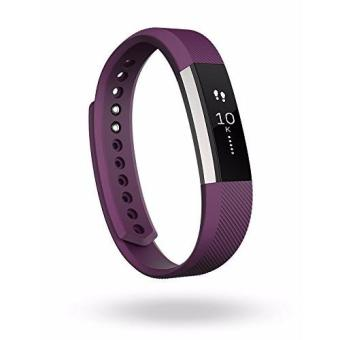 Fitbit Alta Wireless Activity Sleep Wristband (Plum) Large