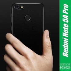 For Redmi Note 5A Pro Matte Silicone Phone Cover Soft TPU Phone Case Protective Back Cover