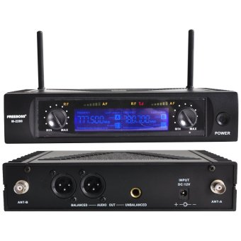 Freeboss 2 Handheld Uhf Wireless Microphone M-2280(Export) - 2