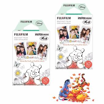 Fujifilm Instax Mini Film - Winnie the Pooh Twin Pack Expiry May 18