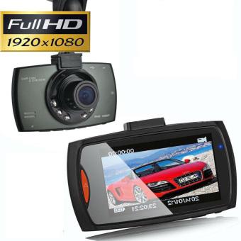 Full HD 1080P Car Camera Dash Video 2.4'' LCD Crash G-sensor Night Vision