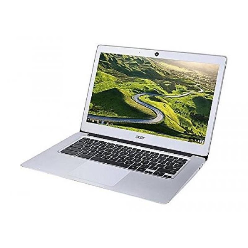 GPL/ Acer Chromebook 14 CB3-431-C7VZ - 14 - Celeron N3160 - 4 GB RAM - 32 GB Ss, silver/ship from USA - intl