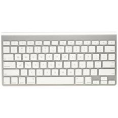 6d1b26da132 GPL/ Apple Wireless Keyboard with Bluetooth - Silver /ship from USA - intl  Singapore