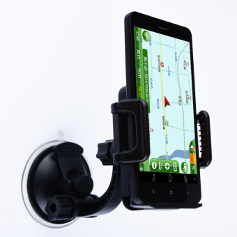 Honor navigation mobile phone wind air conditioning mouth support car mounted support
