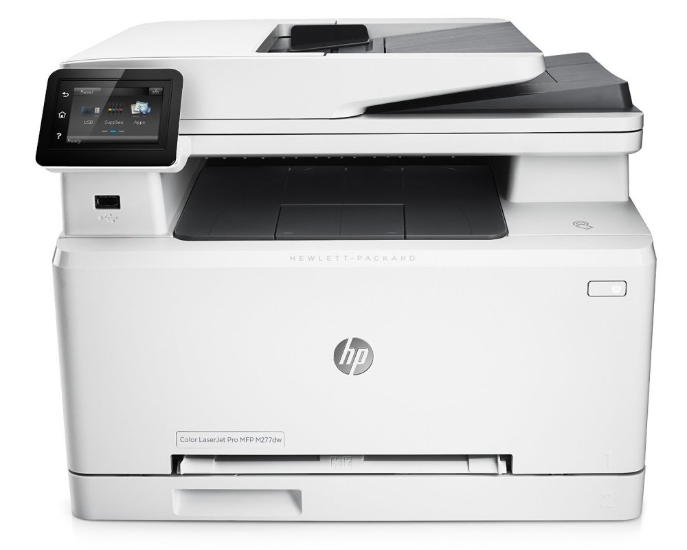 Photo color printer - Hp Laserjet Pro M277dw Wireless All In One Color Printer Lazada Singapore