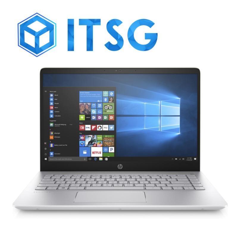 HP Pavilion Laptop 14-bf017TX