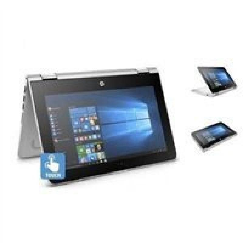 HP Pavilion X360 15-bk020wm 15.6 Touch Screen 2-in-1 Laptop i5-6200U 2.30GHz 8GB RAM 1TB HDD Win10 - intl