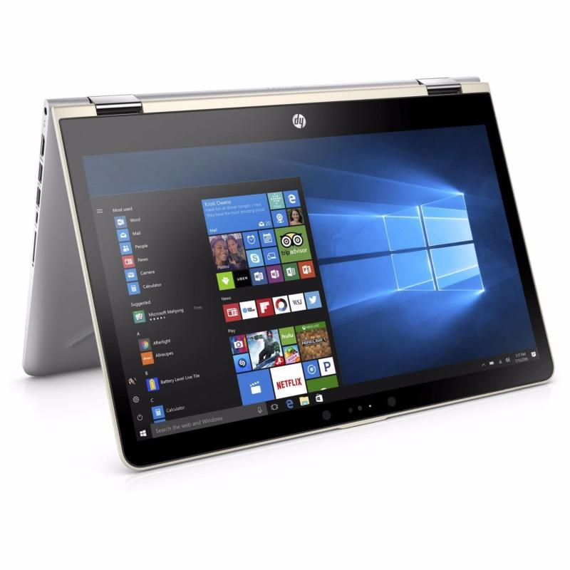"HP Pavilion x360 Convertible 14-ba081TX i3-7100U Windows 10 Home 64 14"" FHD multitouch 4 GB DDR4-2133 SDRAM (1 x 4 GB) 1 TB 5400 rpm SATA SSHD NVIDIA® GeForce® 940MX (2 GB GDDR5)"