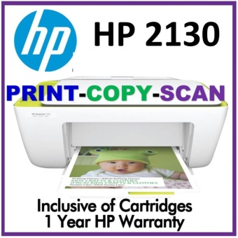 HP Printer 2130 Color All in One Print Scan Copy Photo Deskjet