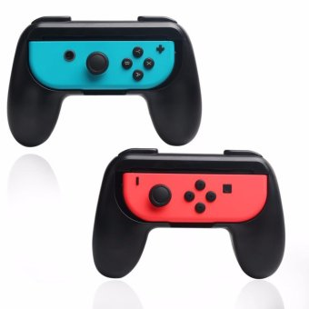 Harga 2pcs Joy-Con Grips for Nintendo Switch NS Joy-con Thumb Grip Kit for NS Controllers - intl