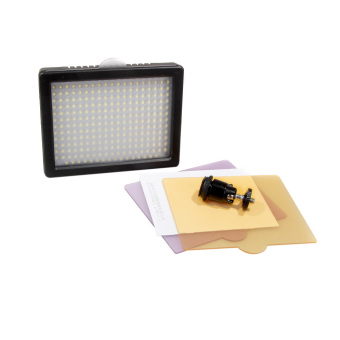 Harga Andoer 260 LED Video Light LED Light (Black)